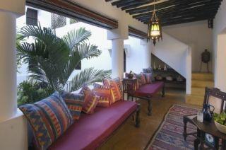 Palm House Lamu Shela Houses
