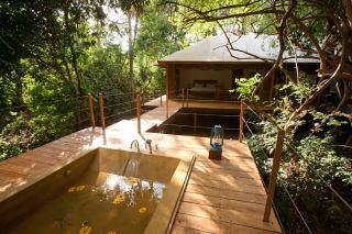 Rhino River Camp Meru National Park - Kindani