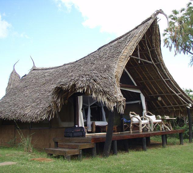 Galdessa safari camp Tsavo East national park